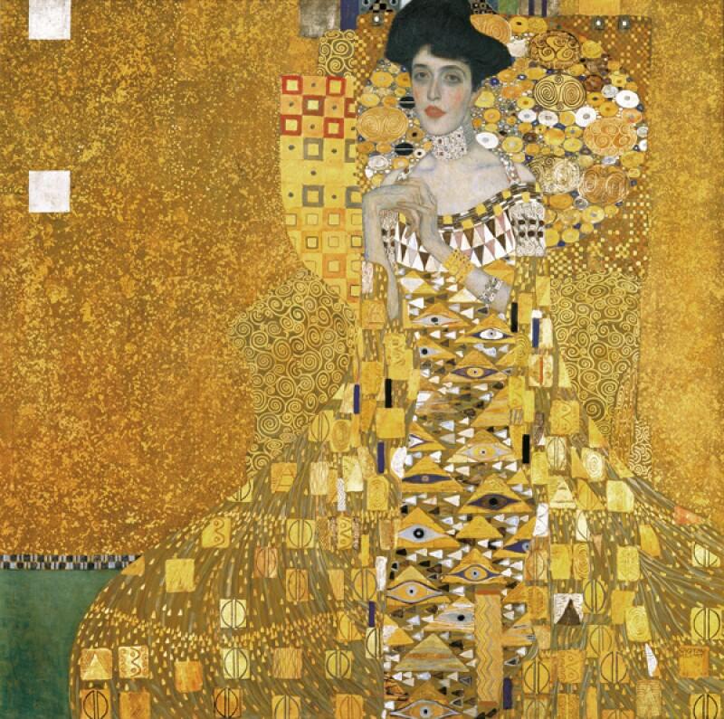 """""""Retrato de Adele Bloch-Bauer I"""""""