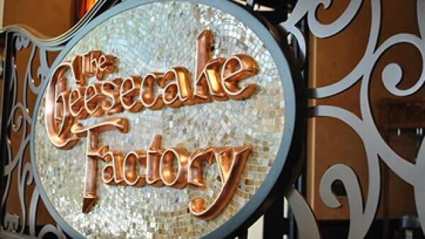 The Cheesecake Factory tiene actualmente un restaurante en Guadalajara. (Foto: Tomada de facebook.com/ TheCheesecakeFactoryMexico)