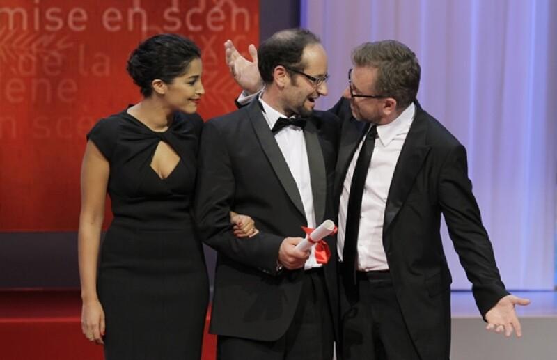 """Carlos Reygadas ganó como Mejor Director por """"Post tenebras lux"""", mientras que Michel Franco dijo estar viviendo un sueño por llevarse el Premio al Mejor Largometraje."""