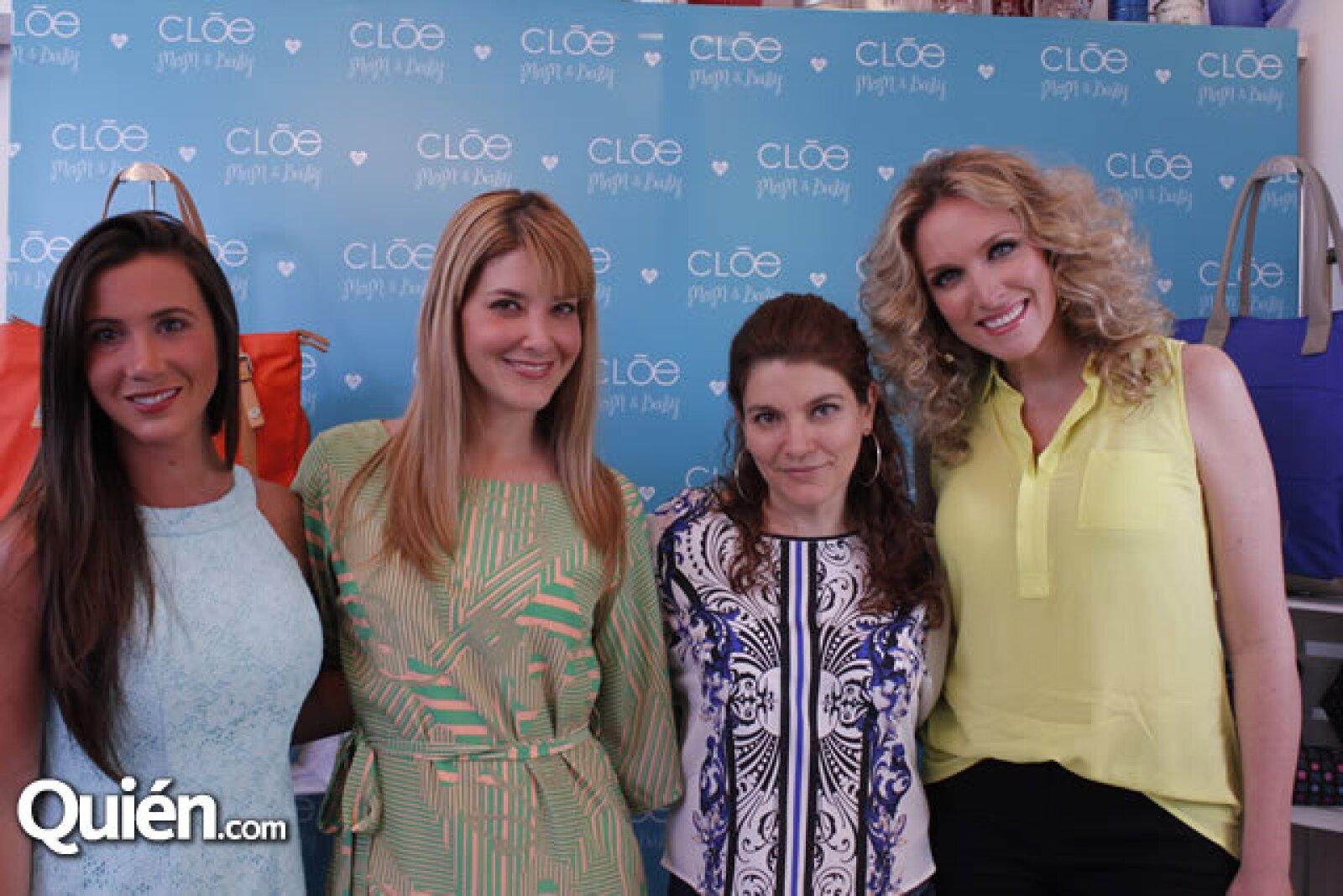Zel Olle,Tania Riquenes,Alpha Acosta,Liza Echeverría