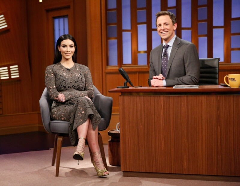 Ayer la pareja acudió en compañía de la editora de Vogue al exclusivo restaurante Waverly Inn de Nueva York, donde según reportes, festejaron la tan polémica portada.