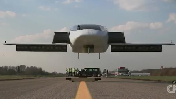 ¿Qué tan cerca están de ser realidad los taxis voladores?