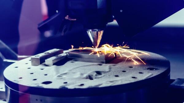 En los últimos años la impresión de piezas metálicas en 3D ha despertado mayor interés en la industria.