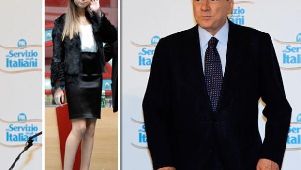 Ruby, quien estuvo invlucrada en un escándalo sexual con el primer ministro italiano, anunció que le gustaría vivir en nuestro país.