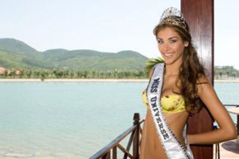 El concurso se llevará a cabo el domingo 30 de agosto en el Hotel Atlantis Paradise Island Resort.