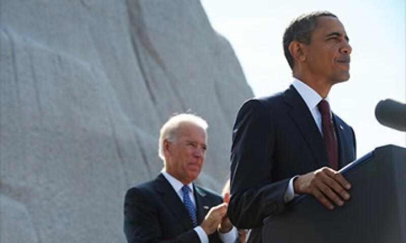 La campaña de Obama ha enviado a Joe Biden a hablar sobre autos, seguridad social y Medicare. (Foto: Cortesía CNNMoney)