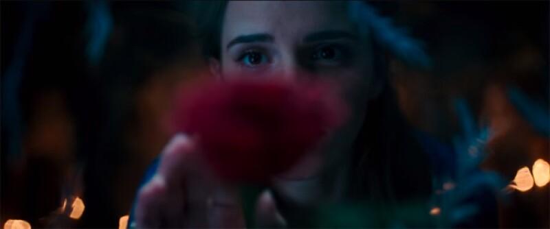 Esta es la primera vez que vemos a Emma como Bella.