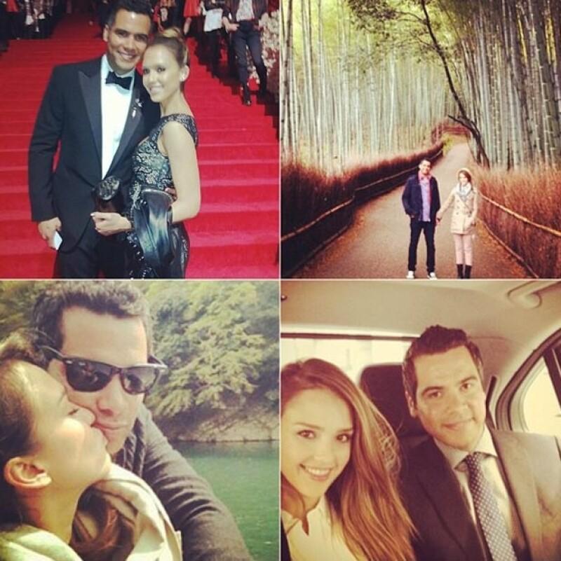 Jessica ha dejado Hollywood a un lado para dedicarse a su familia y negocios.