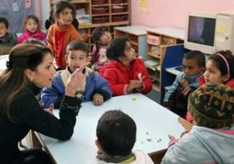 De acuerdo con la SEP, en primaria el 91.7% de la matrícula es pública. (Foto: Reuters)