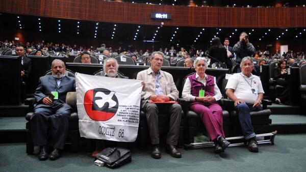2 DE OCTUBRE Congreso