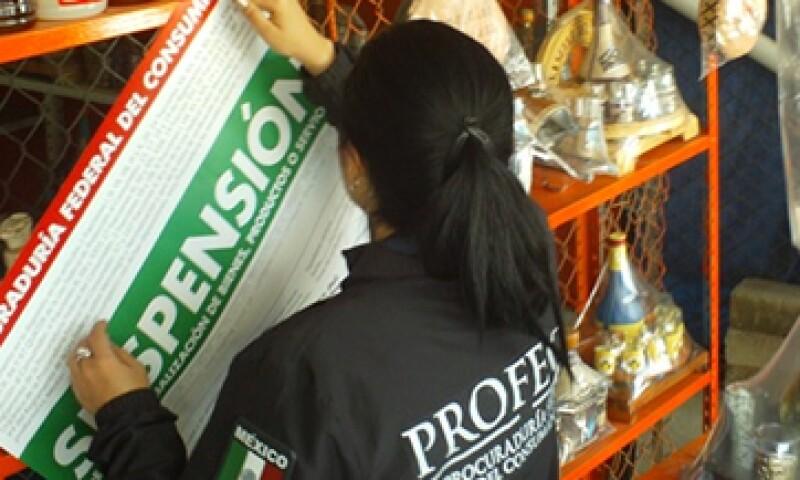 Profeco ha sancionado en los últimos meses a empresas de diferentes rubros como Bimbo y Cinépolis. (Foto tomada de profeco.gob.mx )