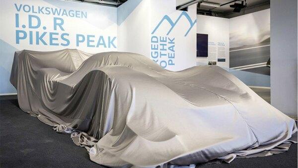 Volkswagen ID. R Pikes Peak