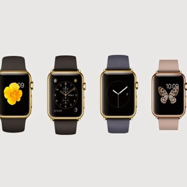 Estarán disponibles en color dorado y en oro rosado y tendrán precios desde los 10,000 dólares.