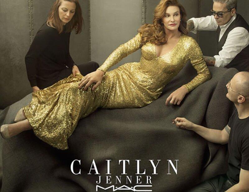 Caitlyn Jenner x MAC Cosmetics