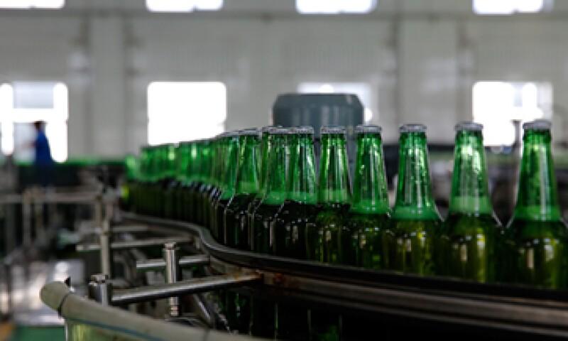 La producción de envases incrementó las ventas de Vitro en el segundo trimestre. (Foto: Getty Images)