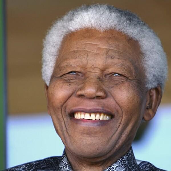 La última aparición pública importante de Mandela en un evento masivo fue en la final del Mundial de fútbol del 2010.