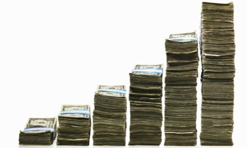Los resultados por intermediación u operaciones con valores en el tercer trimestre son de 24,000 mdp. (Foto: Getty Images)