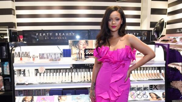 cosméticos de Rihanna