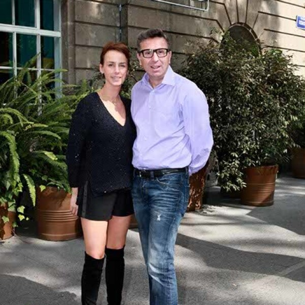 Aurelia Lamaire y Rafael MIcha
