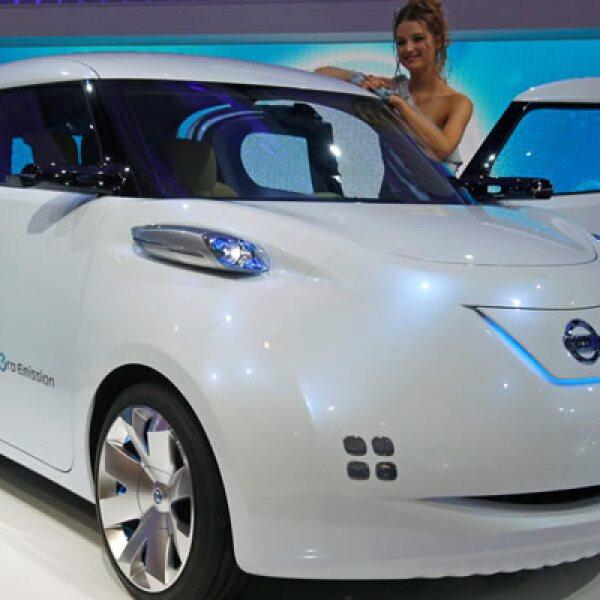 La idea de este vehículo es ofrecer la versatilidad de un auto utilitario ligero, con la eficiencia y ahorro de espacio de los vehículos pequeños. El planteamiento mecánico es exactamente el mismo que en el Leaf, es decir, se trata de un auto eléctrico ce