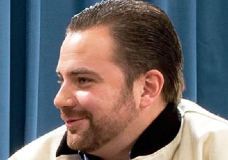 Miguel Mendoza. (Foto: Jorge Garaiz)