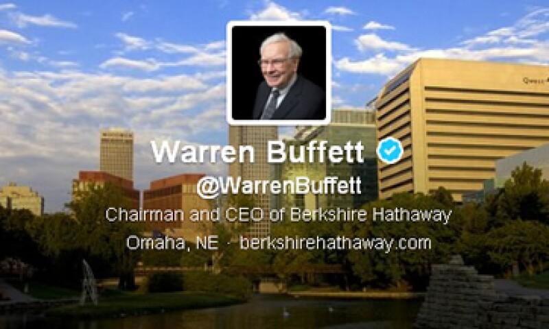 El debut digital de Buffett tuvo lugar durante una transmisión en vivo a través de Internet patrocinada por la revista Fortune. (Foto: Especial)