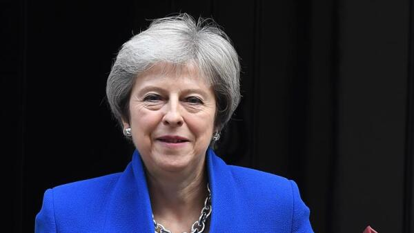 Theresa May Brexit apoyo