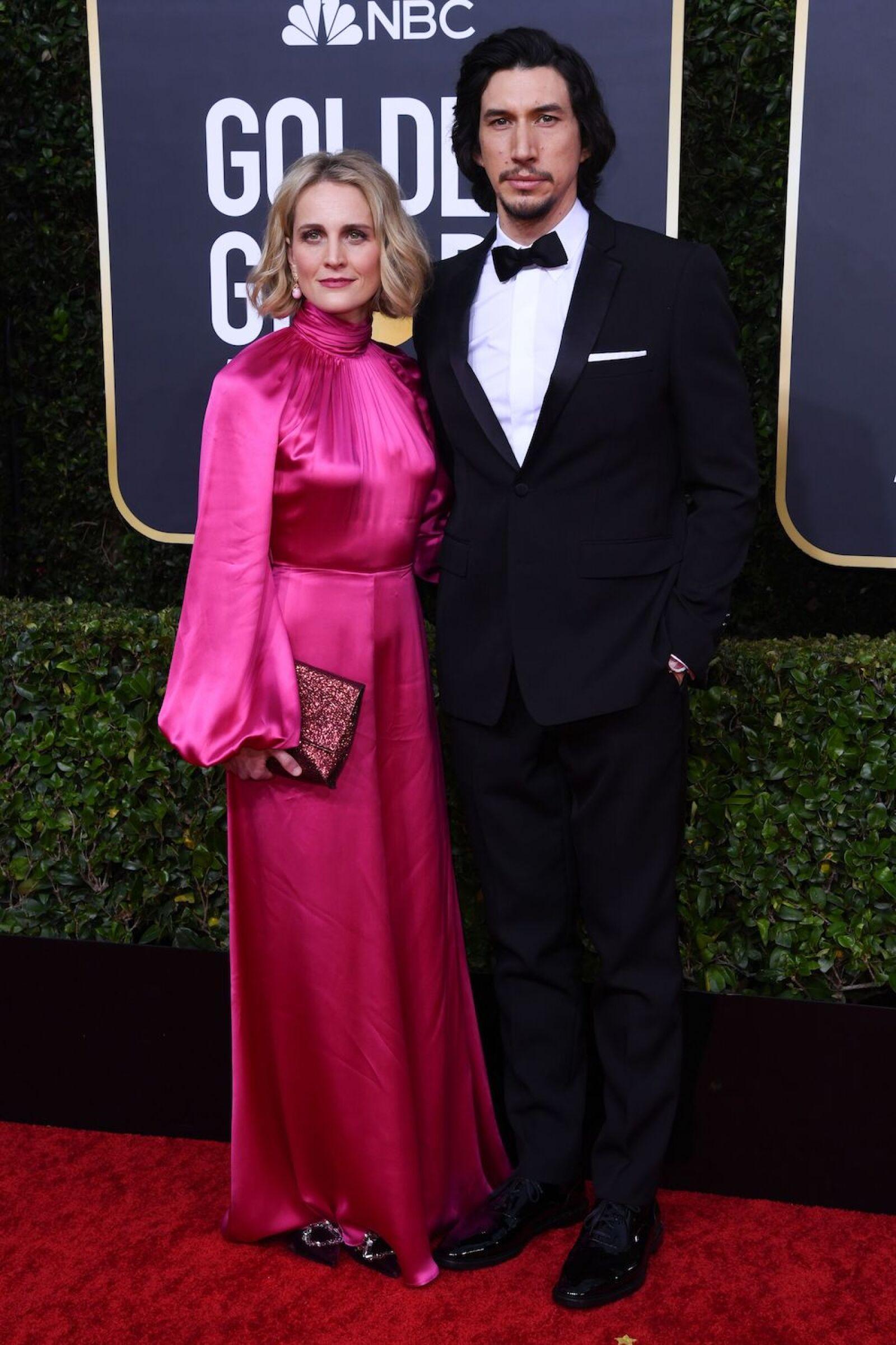 Joanne Tucker en Gucci