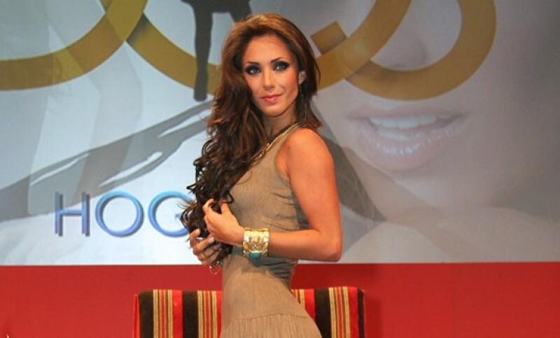 Una de las últimas de Anahí como intérprete ocurrió en enero de 2013