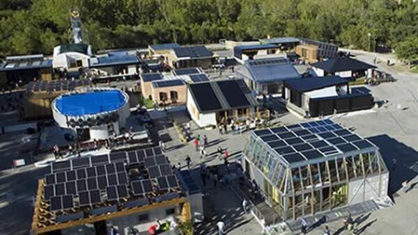 Concurso vivienda Solar