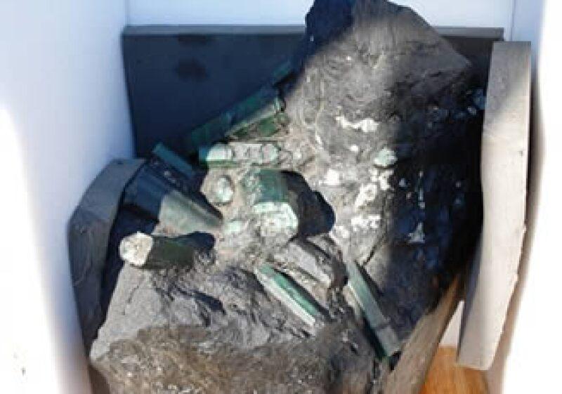 La esmeralda fue hallada en Brasil en 2001. (Foto: AP)