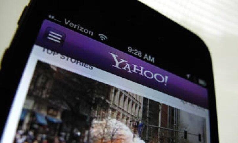 Desde finales de 2012 el tráfico de Yahoo! ha crecido en 20% a nivel mundial, hasta 800 millones de usuarios mensuales. (Foto: Reuters)