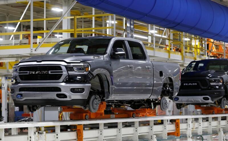 Fiat Chrysler remodela plantas en EU