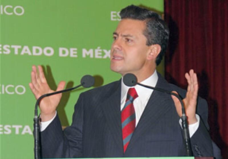 El Gobiernador adelantó que enviará al Congreso local una serie de reformas (Foto: Notimex)