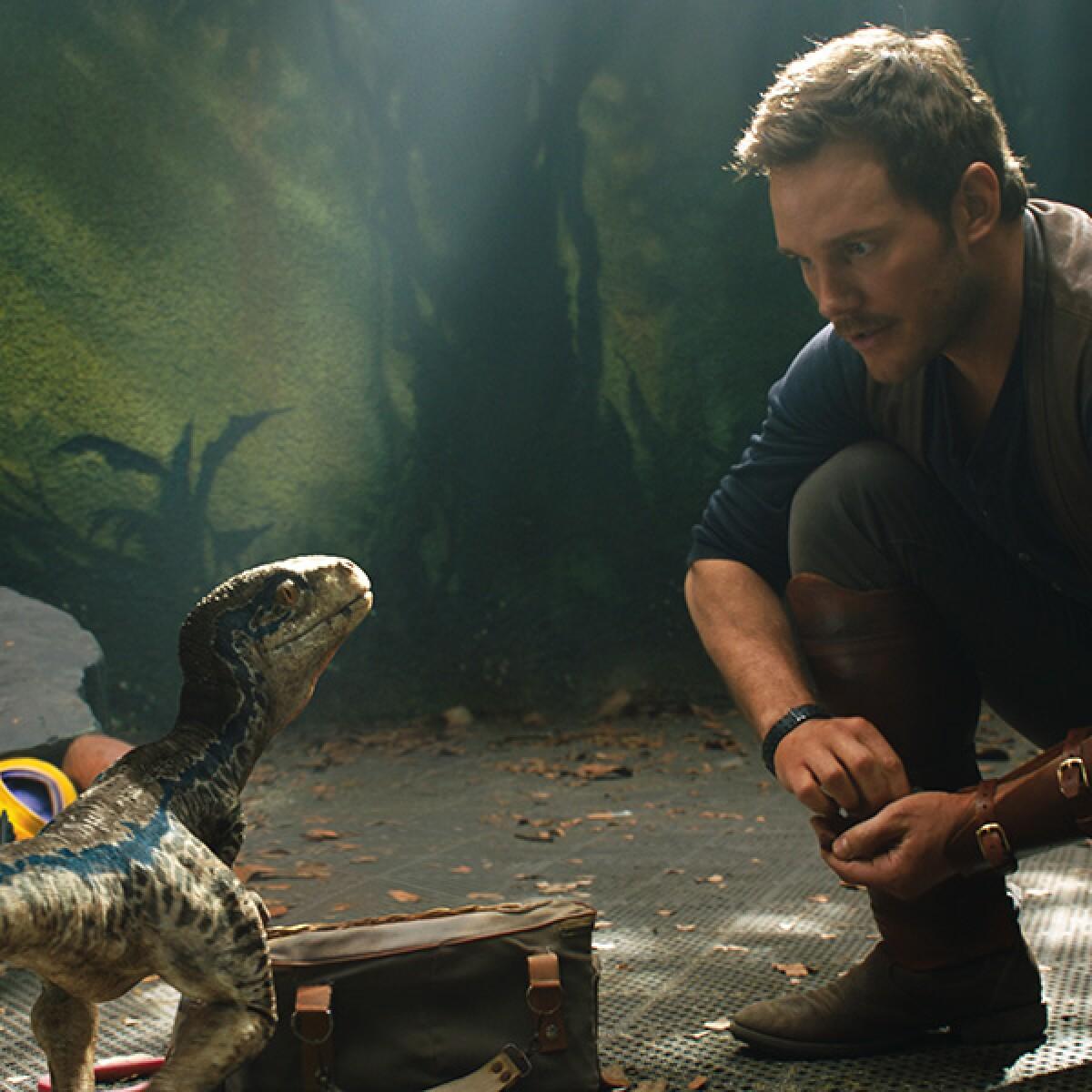 'Jurassic World: Fallen Kingdom', poca imaginación en una franquicia millonaria