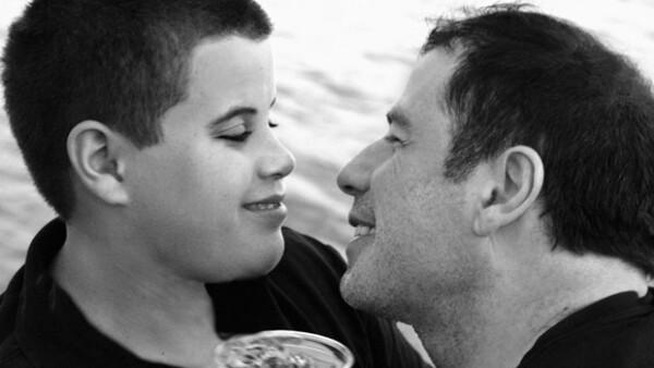 El actor recordó a su hijo Jett con un emotivo mensaje en Facebook en el que afirma que perder a un hijo es lo más duro que le puede suceder a cualquiera.