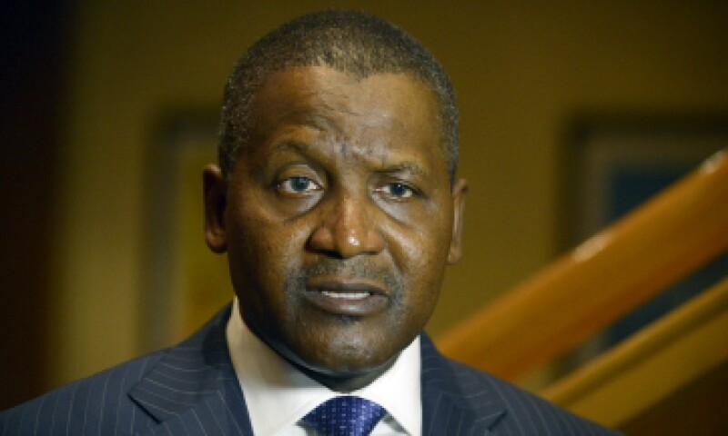 Dangote ha seguido la huella de otros empresarios en la filantropía. (Foto: AFP)
