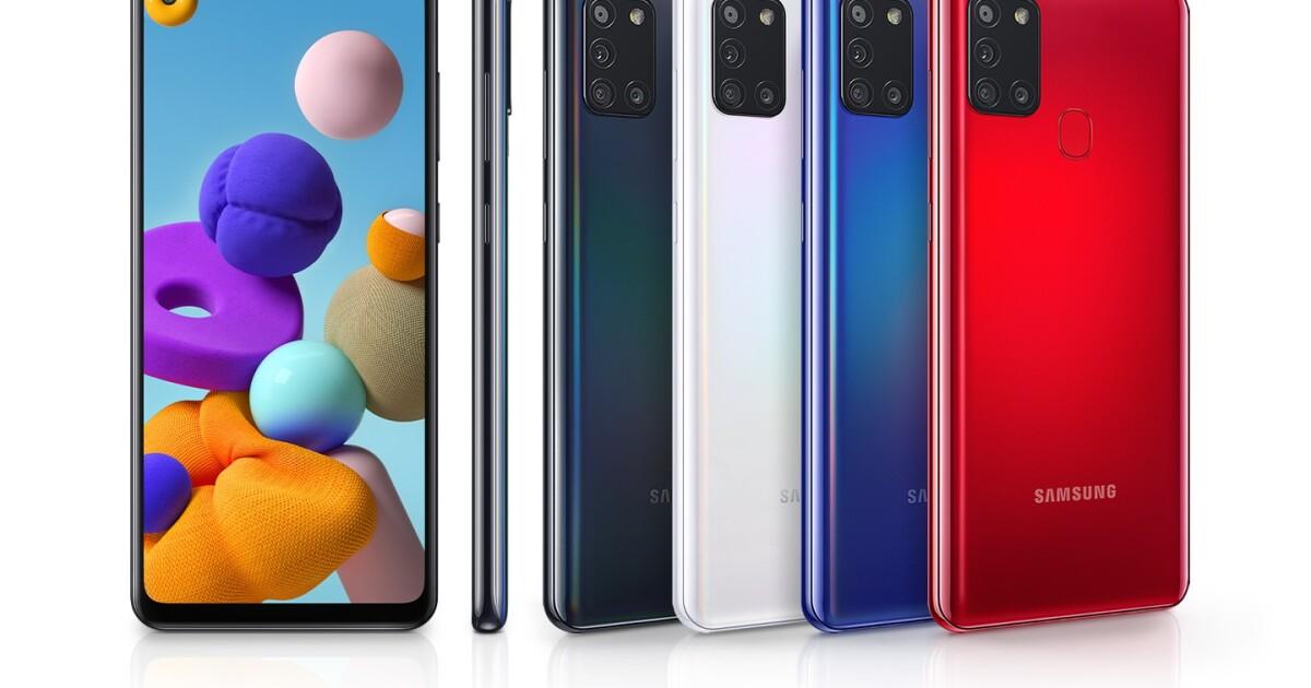 Reseña: Galaxy A21s, un smartphone al que le cuesta trabajo destacar