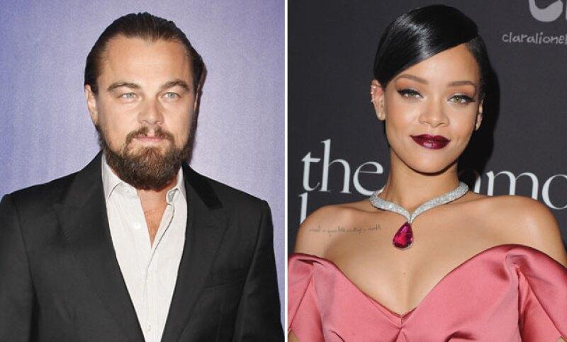 Según rumores, el actor y la cantante se vieron muy juntos y pasándola de lo mejor en una fiesta celebrada en la mansión Playboy hace unos días.