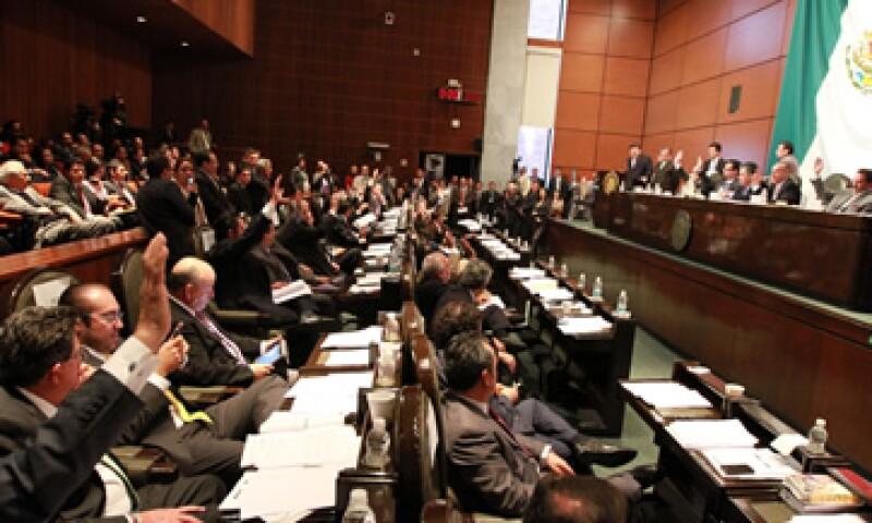 El punto de acuerdo será subido al Pleno de la Comisión Permanente para su aprobación este miércoles. (Foto: Notimex)