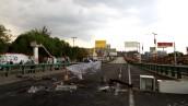 San Juan Ixhuatepec bloqueo autopista