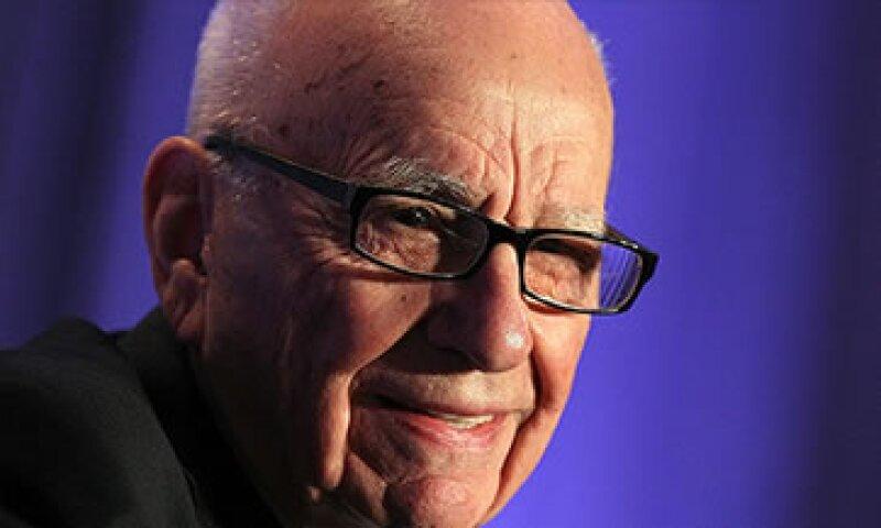 Murdoch dijo que la nueva estructura aceleraría sus negocios a nuevas alturas. (Foto: Cortesía CNNMoney.com)