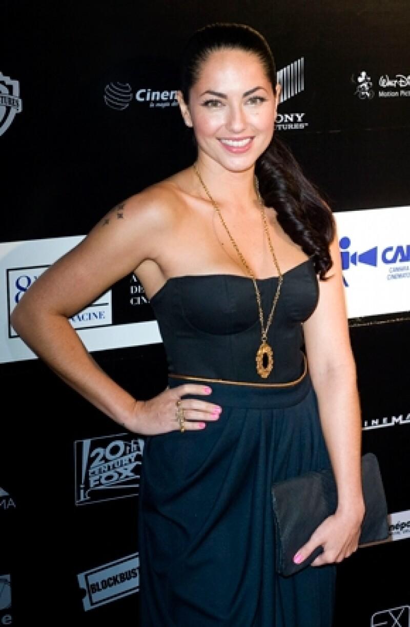 La actriz compartió que su hijo, Sergio Mayer, ha madurado gracias a que estudió en una academia militarizada en Estados Unidos.