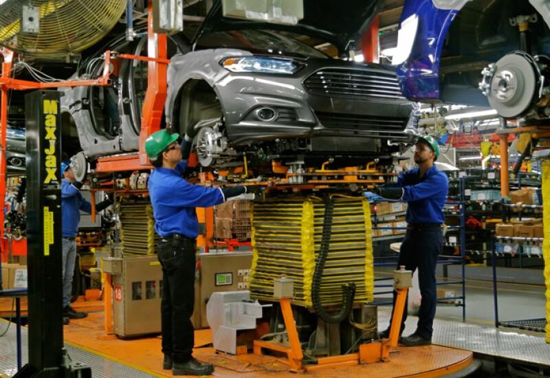La nueva planta que Ford abrirá en San Luis Potosí detonará inversiones de sus proveedores.