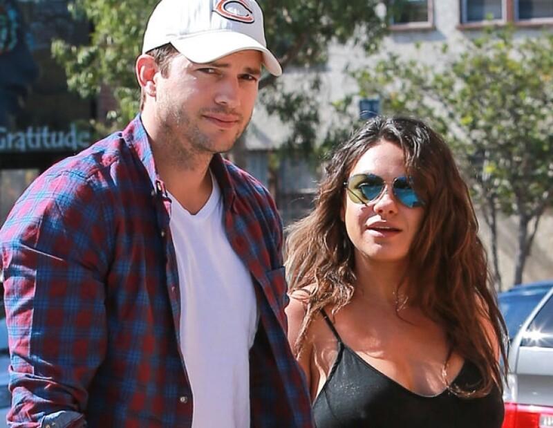 La primogénita de la pareja nació la noche del martes en un hospital de Los Ángeles; los actores llegaron sin acompañantes y el parto fue programado.