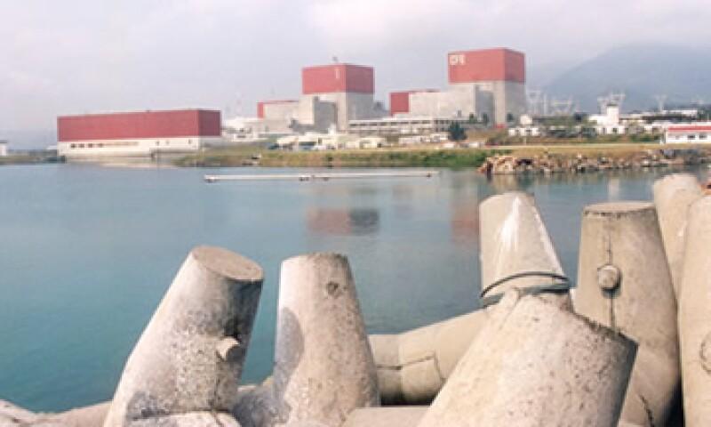 Los dos reactores de la central nuclear de Laguna Verde entraron en operación en 1990 y 1995. (Foto: Cortesía CFE)