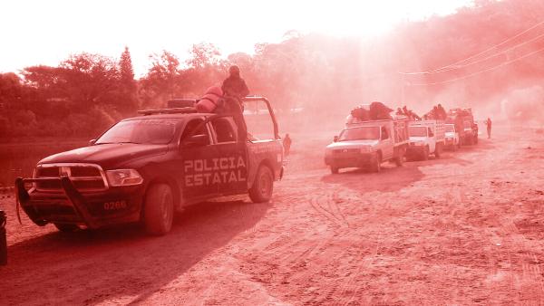 Desplazados de Guerrero