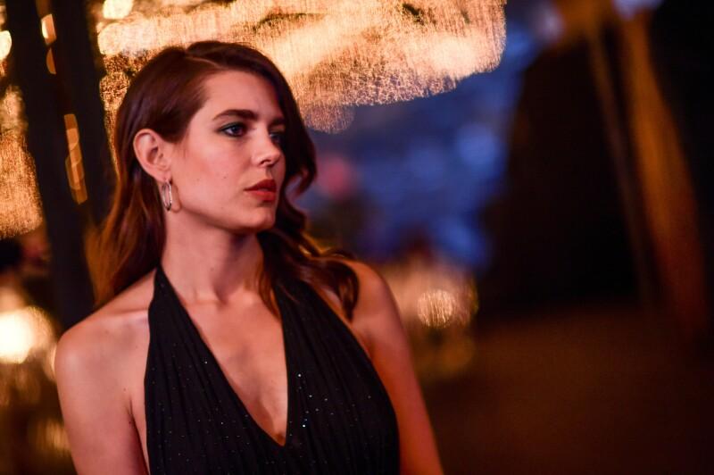 Carlota Casiraghi en Cannes 2018