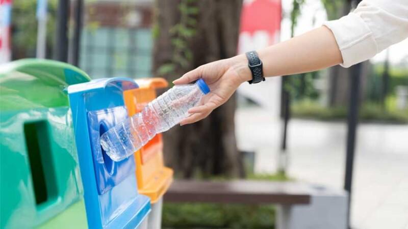 La durabilidad del plástico