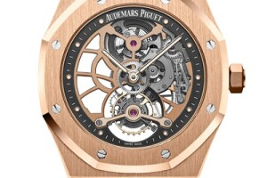 Royal Oak Tourbillon Extraplano Esqueletizado de Audemars Piguet